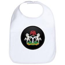 Coat of Arms of nigeria Bib