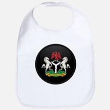 Coat of Arms of nigeria Bib