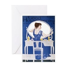 card_fashion_mirror Greeting Cards
