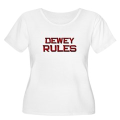 dewey rules T-Shirt
