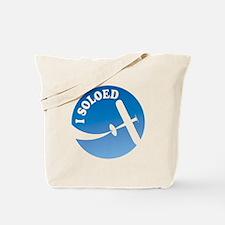 Airplane - I Soloed Tote Bag