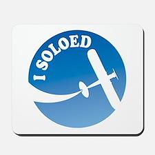 Airplane - I Soloed Mousepad