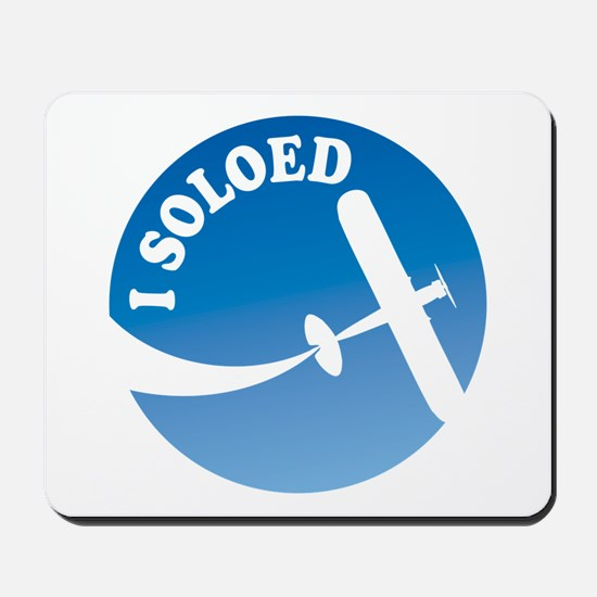 Airplane - I Soloed Mousepad