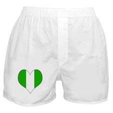 I Love nigeria Boxer Shorts