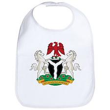 nigeria Coat of Arms Bib