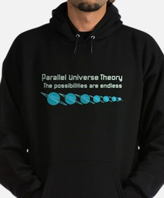 Parallel Universe Theory Hoodie
