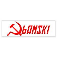 Communist Obama Bumper Bumper Sticker