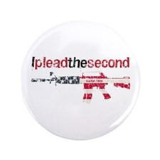 """Defending Rights 3.5"""" Button (100 pack)"""