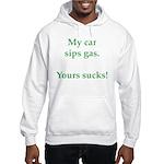 My Car Sips Hooded Sweatshirt