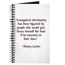 Jimmy Carter Quote Journal