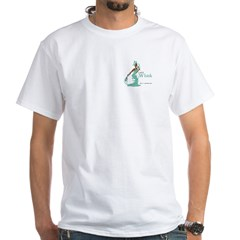 Daring Kitchen Men's T-shirt Lady Whisk - P&B