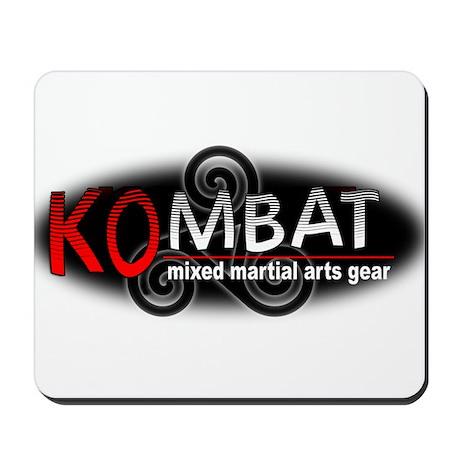 Kombat Mixed Martial Arts Gea Mousepad