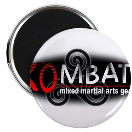 Kombat Mixed Martial Arts Gea Magnet