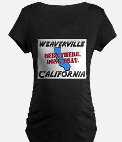 weaverville california - been there, done that Mat
