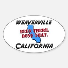 weaverville california - been there, done that Sti