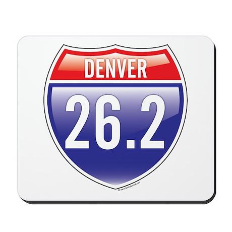 Denver Marathon Mousepad