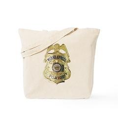 Minneapolis Police Tote Bag