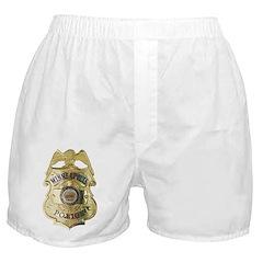Minneapolis Police Boxer Shorts