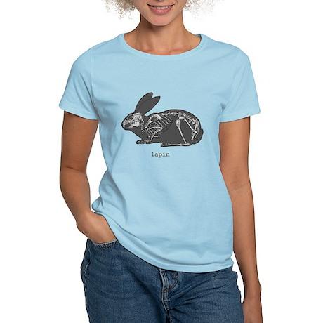 A/EASTER rabbit skeleton Women's Light T-Shirt