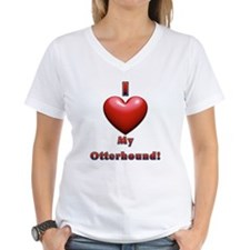 I Heart My Otterhound! Shirt