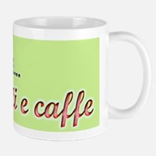 La dolce vita Mug