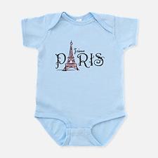 J'aime Paris Infant Bodysuit
