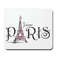 J'aime Paris Mousepad