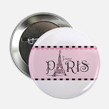 """J'aime Paris 2.25"""" Button"""