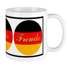 Germany 3 Wishes Mug