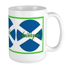 Scotland 3 Wishes Mug