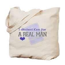 Cute Soldiers wife Tote Bag