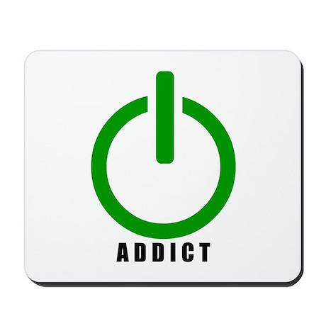 Addict Online Gamer Mousepad