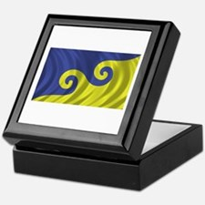 Dream Flag Keepsake Box
