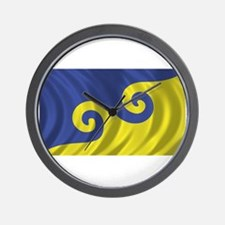 Dream Flag Wall Clock