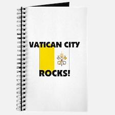 Vatican City Rocks Journal