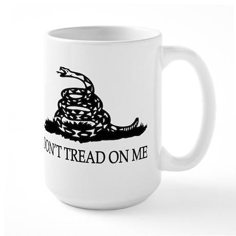 donttreadLARGE Mugs
