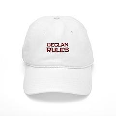 declan rules Baseball Cap