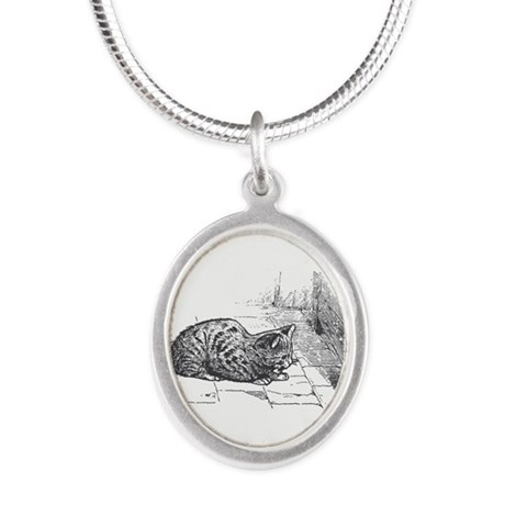 A Game of Cat and Mouse Necklaces