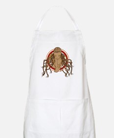 Dreadlock Girl BBQ Apron