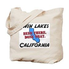 twin lakes california - been there, done that Tote