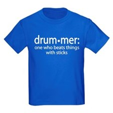 Funny Drummer Definition T