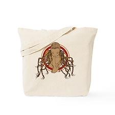 Dreadlock Girl Tote Bag