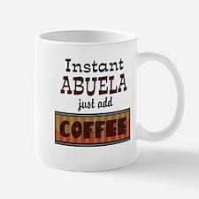 Instant Abuela Add Coffee Mug