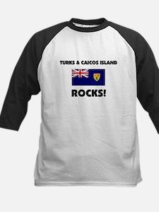 Turks & Caicos Island Rocks Tee