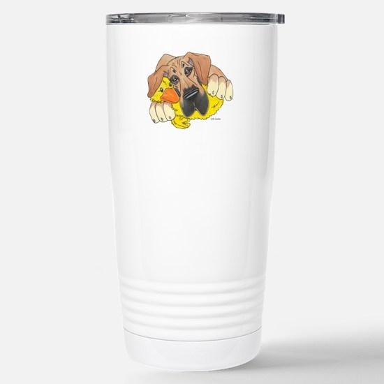NPF Ducky Stainless Steel Travel Mug