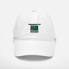 Turkmenistan Rocks Baseball Baseball Cap