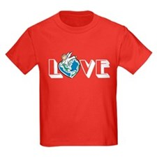 Earth Day Love T