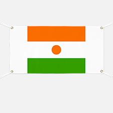 niger Flag Banner