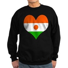 I Love niger Sweatshirt