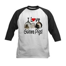 I Love Guinea Pigs #02 Tee